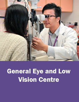 Genaral Eye and Low Vision Centre