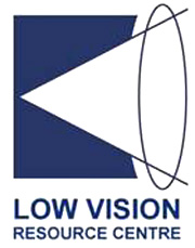 Low Vision Resource Centre Logo