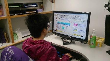 現今科技幫助視障人士輕鬆上網